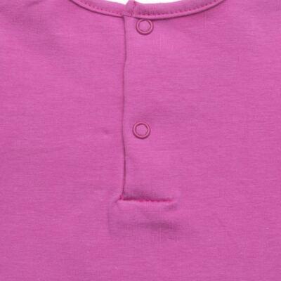Imagem 3 do produto Blusinha manga longa para bebe em cotton Liberty - Baby Classic - 0781324 BLUSINHA ML COTTON GARDEN 2-1