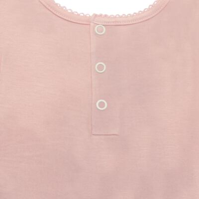 Imagem 3 do produto Blusinha para bebe em viscolycra Cats & Rabbits - Baby Classic - 016961 BLUSINHA M/L VISCOLYCRA PET PRINT-1