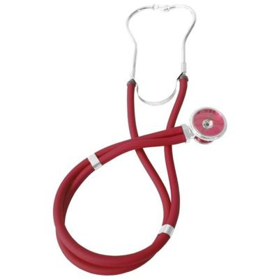 Imagem 2 do produto Estetoscópio Rappaport Vermelho Est505 P.A.Med