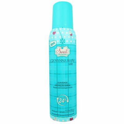 Imagem 1 do produto Desodorante Giovanna Baby Aerosol Candy 150ml - BRINDE