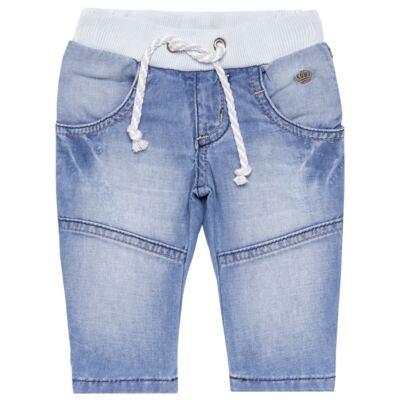 Imagem 1 do produto Calça jeans para bebe Azul - Baby Classic