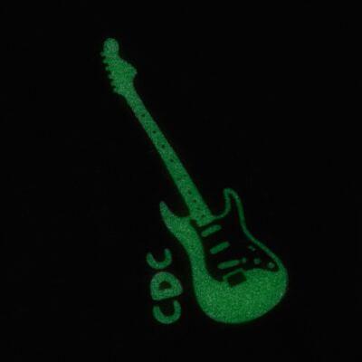 Imagem 3 do produto Kit com 2 Cuecas Boxer para bebe em malha Guitar - Cara de Criança - KK2415 Kit Guitarra KK2 Kit Cueca 2 pçs M/Malha -M