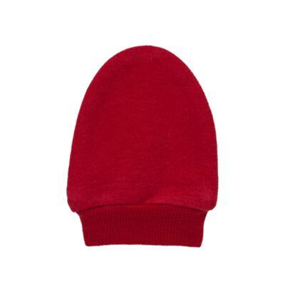 Imagem 3 do produto Kit 2 Pares de luvas em suedine Branco/Vermelho - Tilly Baby - TB13118.04 LUVA 2 PARES SUEDINE VERMELHO CEREJA-RN