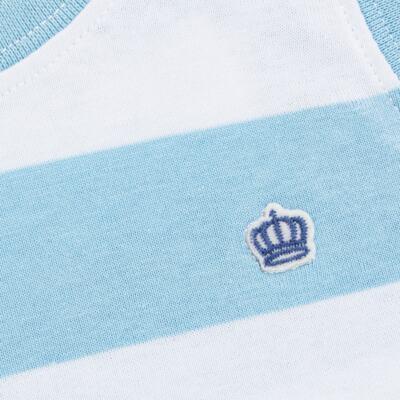 Imagem 2 do produto Regata em malha Summer Stripes - Mini & Classic - 9502666 CAMISETA REGATA MALHA SUMMER-3