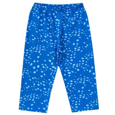 Imagem 6 do produto Pijama longo que Brilha no escuro Arraia - Cara de Criança - L2347 ARRAIA L PJ-LONGO M/MALHA-2