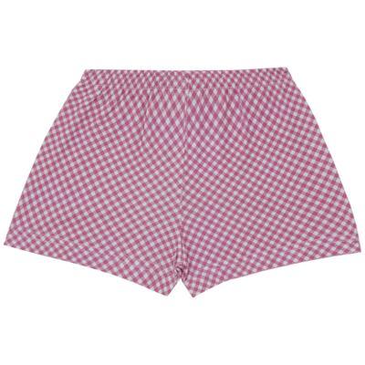 Imagem 4 do produto Pijama curto com Shorts em malha Princesinha - Cara de Sono - U1997 PRINCESINHA U PIJAMA-CURTO M/MALHA -3