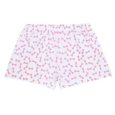 Imagem 4 do produto Pijama curto com Shorts em malha Cachorrinha - Cara de Sono - U2118 PET MENINA PIJAMA-CURTO M/MALHA-3