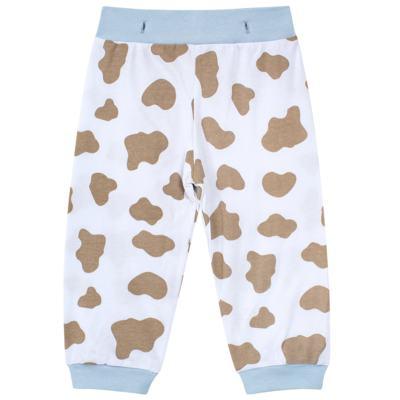 Imagem 6 do produto Pijama 4 botões que Brilha no Escuro Blue Dog - Cara de Criança - 4L2218 PET MENINO 4L PJ  BOTOES -LONGO M/MALHA-M