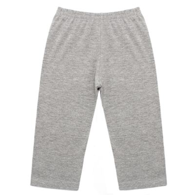 Imagem 4 do produto Pijama longo em malha Corujinhas - Cara de Sono - L1742-CORUJAS L PJ-LONGO M/MALHA-1
