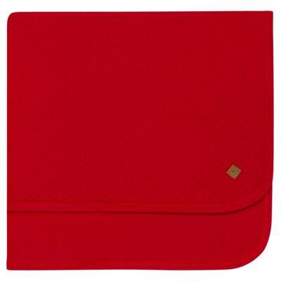 Imagem 5 do produto Jogo Maternidade com Macacão e Manta em viscomfort matelassado Liberty - Mini Sailor - 47224443 JG MAT. MACACAO E MANTA MATELASSE VERMELHO-NB