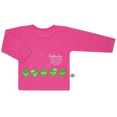 Imagem 2 do produto Pijama longo que Brilha no Escuro Salsinha - Cara de Criança - L1913 SALSINHA L PJ-LONGO M/MALHA-1