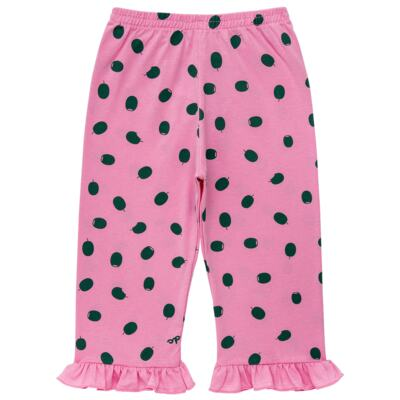 Imagem 6 do produto Pijama longo que Brilha no Escuro Azeitoninha - Cara de Criança - L1638 AZEITONA L PJ-LONGO M/MALHA-2