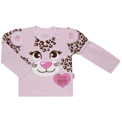 Imagem 2 do produto Pijama longo que Brilha no Escuro Oncinha - Cara de Criança - L1820 ONCA PINTADA L PJ-LONGO M/MALHA-2