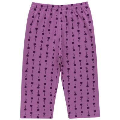 Imagem 6 do produto Pijama longo que Brilha no Escuro Tulipinha - Cara de Criança - L1687 TULIPA L PJ-LONGO CANELADO -2
