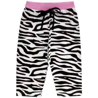 Imagem 6 do produto Pijama longo que Brilha no Escuro Zebrinha - Cara de Criança - L1646 ZEBRA L PJ-LONGO M/MALHA -2