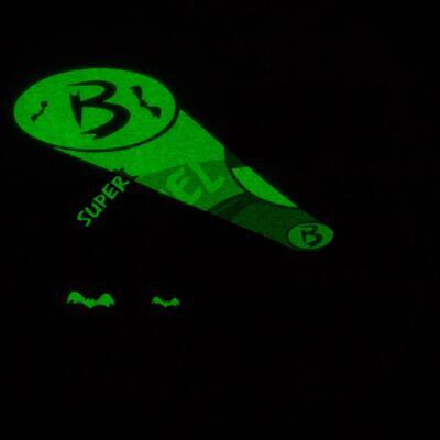 Imagem 4 do produto Pijama que Brilha no escuro BatBiel - Cara de Criança - L2378 BATBIEL L PJ-LONGO M/MALHA -1