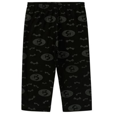 Imagem 5 do produto Pijama que Brilha no escuro BatBiel - Cara de Criança - L2378 BATBIEL L PJ-LONGO M/MALHA -1