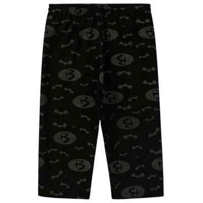 Imagem 6 do produto Pijama que Brilha no escuro BatBiel - Cara de Criança - L2378 BATBIEL L PJ-LONGO M/MALHA -6