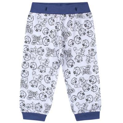 Imagem 6 do produto Pijama 4 botões que Brilha no Escuro Biel Bike - Cara de Criança - 4L2338 BIEL BIKE 4L PJ 4 BOTOES-LONGO M/MALHA-P