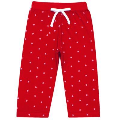 Imagem 5 do produto Pijama longo que Brilha no Escuro Moranguinho - Cara de Criança - L1635 MORANGO L PJ-LONGO M/MALHA-4