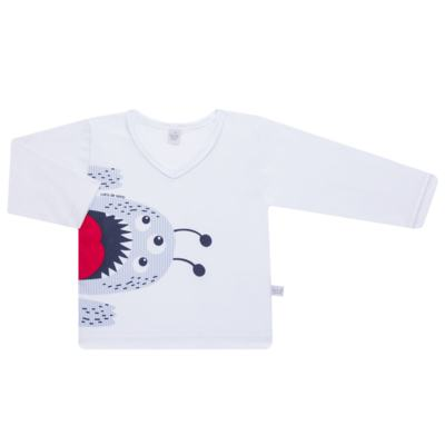 Imagem 2 do produto Pijama longo em malha Monstrinho - Cara de Sono - L2452 MONSTRINHO L PJ-LONGO M/MALHA-3