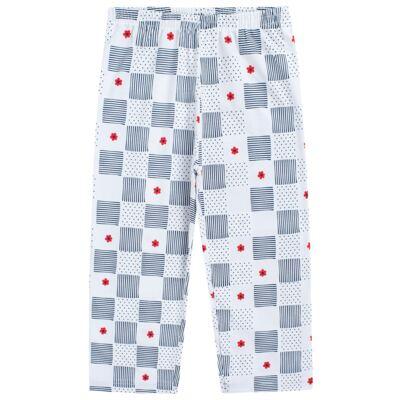 Imagem 6 do produto Pijama longo que Brilha no escuro Coruja - Cara de Criança - L2394 CORUJA L PJ-LONGO M/MALHA-4