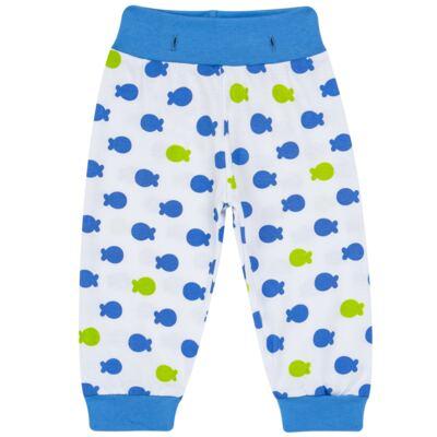 Imagem 5 do produto Pijama 4 botões que Brilha no Escuro Filho de Peixe - Cara de Criança - 4L2704 FILHO DE PEIXE 4L PJ 4 BOTOES LONGO M/MALHA-M