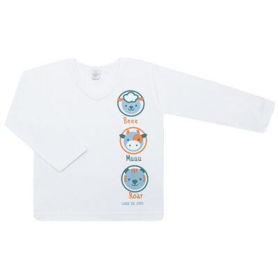 Imagem 2 do produto Pijama longo em malha Bichinhos - Cara de Sono - L1733-ANIMAIS MASC L PJ-LONGO M/MALHA-1