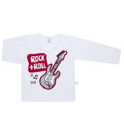 Imagem 2 do produto Pijama longo em malha Rockn´ Roll - Cara de Sono - L2466 ROCK+ROLL L PG-LONGO M/MALHA-3