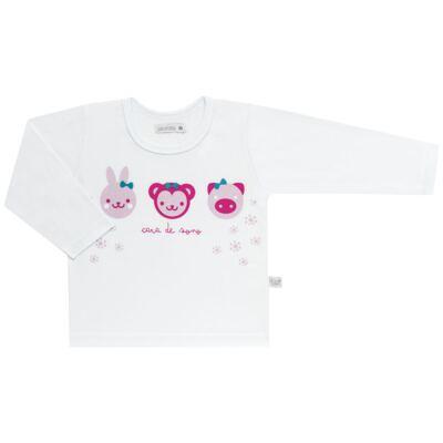 Imagem 2 do produto Pijama longo em malha Bichinhos - Cara de Sono - L1743 ANIMAIS FEM. L PJ-LONGO M/MALHA-3