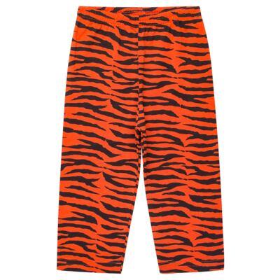 Imagem 6 do produto Pijama longo que Brilha no escuro Tigre - Cara de Criança - L2357 TIGRE L PJ-LONGO M/MALHA -4