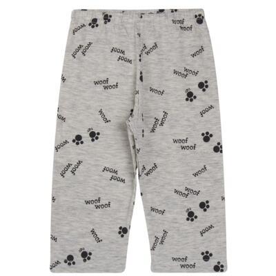 Imagem 6 do produto Pijama que Brilha no Escuro Pug - Cara de Criança - L0553 PIJAMA QUE BRILHA NO ESCURO PUG-1