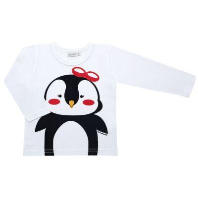 Imagem 2 do produto Pijama longo c/ Capri Pinguinha - Cara de Sono - L1729 PINGUINHA L PJ-LONGO M/MALHA-2