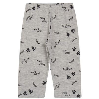 Imagem 6 do produto Pijama que Brilha no Escuro Pug - Cara de Criança - L0553 PIJAMA QUE BRILHA NO ESCURO PUG-2