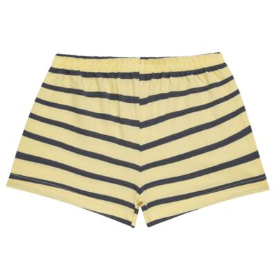 Imagem 8 do produto Pijama curto que Brilha no Escuro Little Bee - Cara de Criança - U2278 ABELHA PIJAMA-CURTO M/MALHA -4