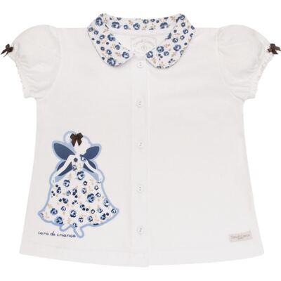 Imagem 2 do produto Pijama curto com abertura Fada - Cara de Criança - AB0881 PIJAMA CURTO COM ABERTURA FADA-3