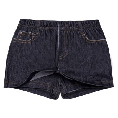 Imagem 2 do produto Shorts Saia em fleece Jeanswear - Bibe - 10P12-208 SH FEM LOEIL GDE-3