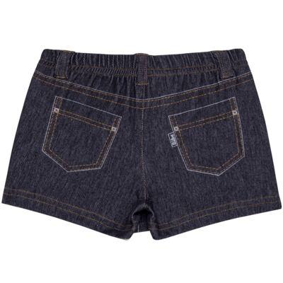 Imagem 4 do produto Shorts Saia em fleece Jeanswear - Bibe - 10P12-208 SH FEM LOEIL GDE-3