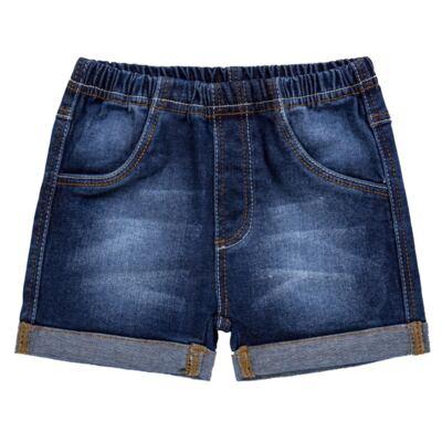 Imagem 1 do produto Shorts para bebê jeans Stonewashed - Tilly Baby - TB168001 SHORTS JEANS MASCULINO-P