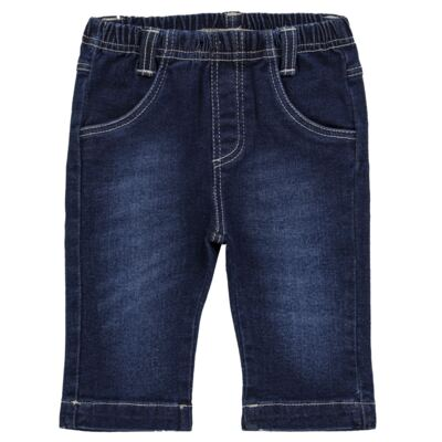 Imagem 1 do produto Calça jeans masculina para bebe Stonewhashed - Tilly Baby - TB168003 CALÇA JEANS MASCULINA-M