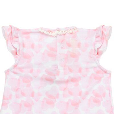 Imagem 4 do produto Vestido com Calcinha para bebe em viscomfort Love Cactus - Petit - 14534300 VESTIDO TRANSP CALCINHA VISCOMFORT LOVE CACTUS-GG