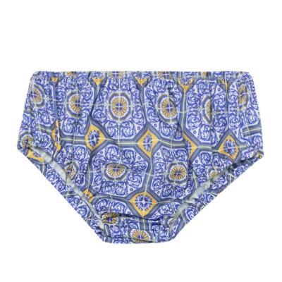 Imagem 3 do produto Vestido c/ calcinha para bebe Azulê - Roana - 24042059022 VESTIDO C/CALCINHA AZUL-P