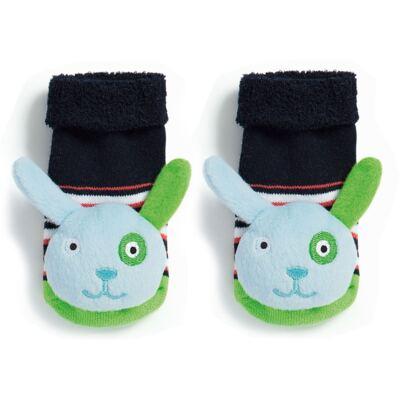Imagem 1 do produto Meia Soquete recém-nascido Rabbit - Puket