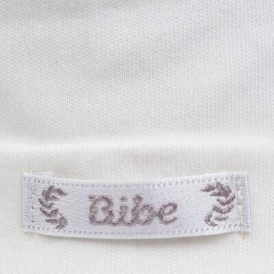 Imagem 2 do produto Touca para bebe em algodão egípcio Branca - Bibe - 10Y05-01 TOUCA BAS CRISTAL BRANCA -P