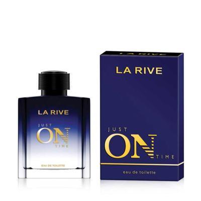 Perfume La Rive Just On Time Masculino Eau de Toilette 100ml