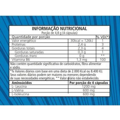 Imagem 5 do produto Anticel 500mg Oiti 120 Cápsulas + Suplemento BCAA Krom 90 Cápsulas