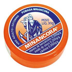Minancora Pomada 30g