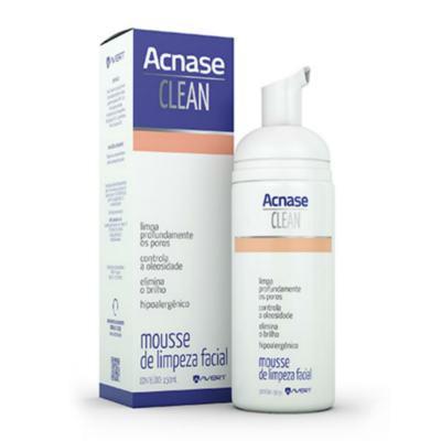 Imagem 3 do produto Kit Acnase Creme Antiacne 25g + Mousse de Limpeza Facial Clean 150ml