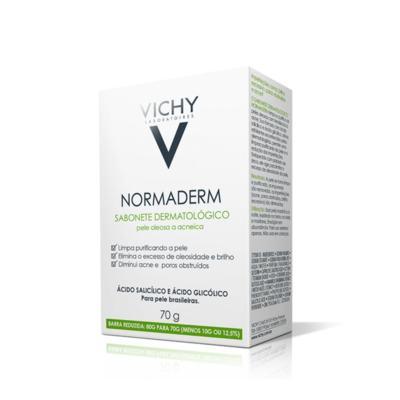 Imagem 7 do produto Sabonete em Barra Vichy - Normaderm | 70g