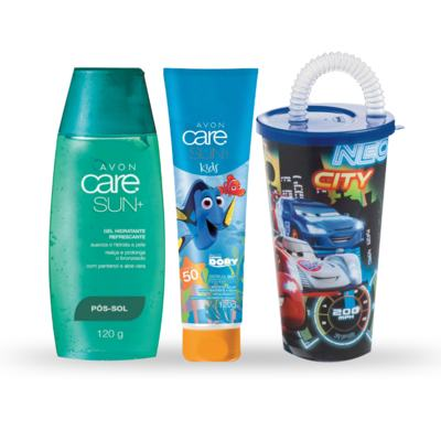 Kit Avon Sun Kids Menino